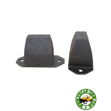 Batentes chassis rectangulares